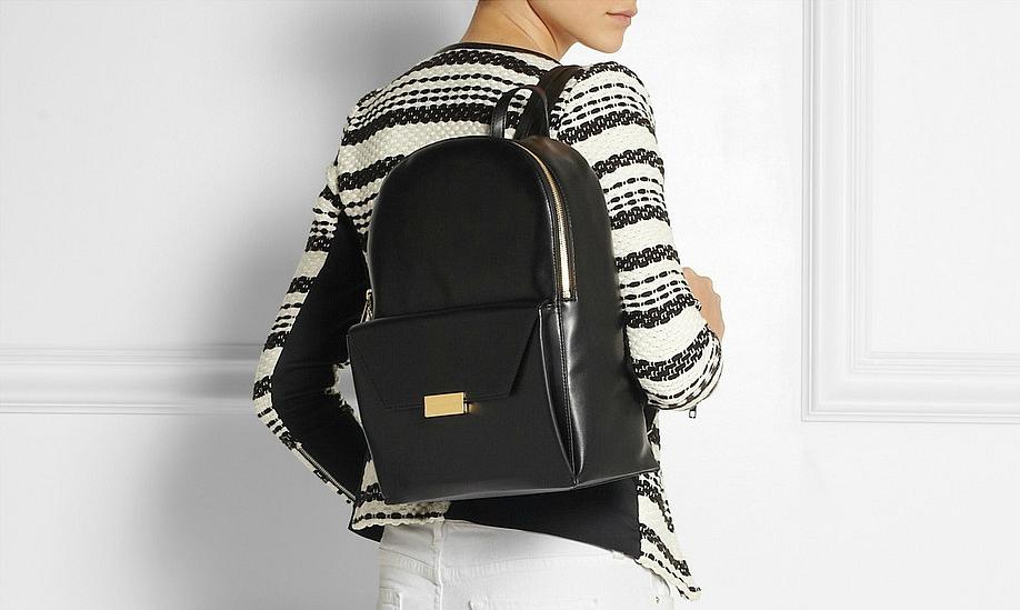 Stella McCartney backpack. Image credit: lyst.com