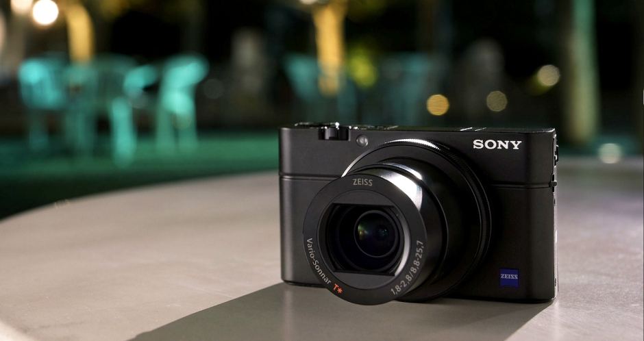 Sony RX100 M3. Image credit: sony.com